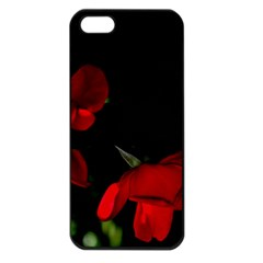 Roses 2 Apple Iphone 5 Seamless Case (black) by timelessartoncanvas