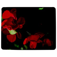 Roses 2 Jigsaw Puzzle Photo Stand (rectangular) by timelessartoncanvas