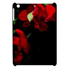 Roses 4 Apple Ipad Mini Hardshell Case by timelessartoncanvas