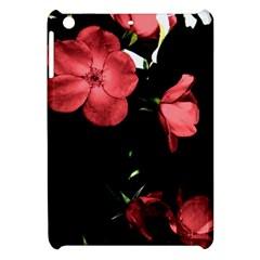 Mauve Roses 4 Apple Ipad Mini Hardshell Case by timelessartoncanvas
