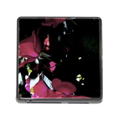 Mauve Pink Roses Memory Card Reader (square) by timelessartoncanvas
