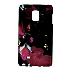 Mauve Pink Roses Galaxy Note Edge by timelessartoncanvas