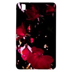 Pink Roses Samsung Galaxy Tab Pro 8 4 Hardshell Case by timelessartoncanvas