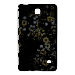 Little White Flowers 3 Samsung Galaxy Tab 4 (8 ) Hardshell Case  by timelessartoncanvas