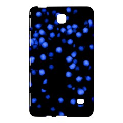 Little Blue Dots Samsung Galaxy Tab 4 (8 ) Hardshell Case  by timelessartoncanvas