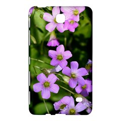 Little Purple Flowers Samsung Galaxy Tab 4 (8 ) Hardshell Case  by timelessartoncanvas