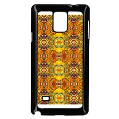 Roof Samsung Galaxy Note 4 Case (black) by MRTACPANS