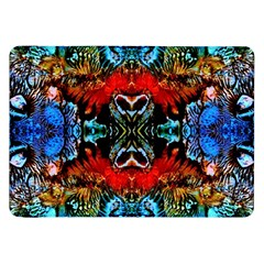 Colorful  Underwater Plants Pattern Samsung Galaxy Tab 8 9  P7300 Flip Case by Costasonlineshop