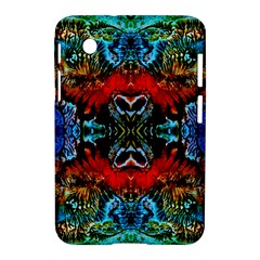 Colorful  Underwater Plants Pattern Samsung Galaxy Tab 2 (7 ) P3100 Hardshell Case  by Costasonlineshop