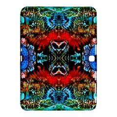 Colorful  Underwater Plants Pattern Samsung Galaxy Tab 4 (10 1 ) Hardshell Case  by Costasonlineshop