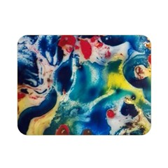 Colors Of The World Bighop Collection By Jandi Double Sided Flano Blanket (mini)  by bighop