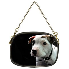 Pit Bull T Bone Puppy Chain Purses (two Sides)  by ButThePitBull