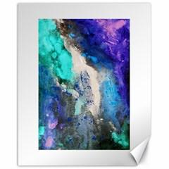 Violet Art Canvas 16  X 20  by 20JA