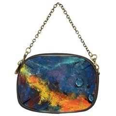 Space Balls Chain Purses (one Side)  by timelessartoncanvas