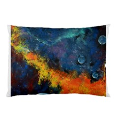 Space Balls Pillow Case (two Sides) by timelessartoncanvas