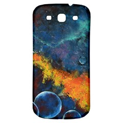 Space Balls Samsung Galaxy S3 S Iii Classic Hardshell Back Case by timelessartoncanvas