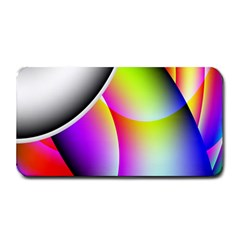 Psychedelic Design Medium Bar Mats by timelessartoncanvas