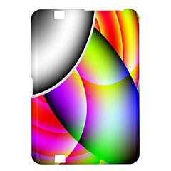 Psychedelic Design Kindle Fire Hd 8 9  by timelessartoncanvas