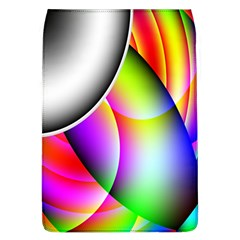 Psychedelic Design Flap Covers (l)  by timelessartoncanvas