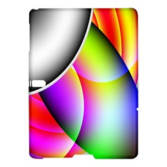 Psychedelic Design Samsung Galaxy Tab S (10 5 ) Hardshell Case  by timelessartoncanvas