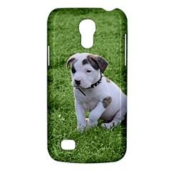 Pit Bull T Bone Puppy Galaxy S4 Mini by ButThePitBull
