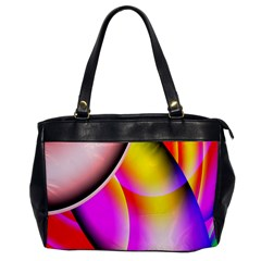 Colorful 1 Office Handbags by timelessartoncanvas