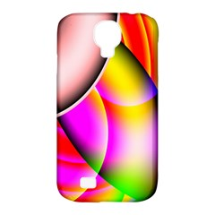 Colorful 1 Samsung Galaxy S4 Classic Hardshell Case (pc+silicone) by timelessartoncanvas