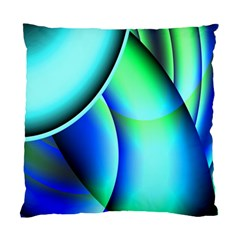 New 2 Standard Cushion Case (two Sides) by timelessartoncanvas