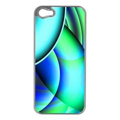 New 2 Apple Iphone 5 Case (silver) by timelessartoncanvas