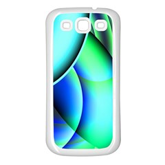 New 2 Samsung Galaxy S3 Back Case (white) by timelessartoncanvas