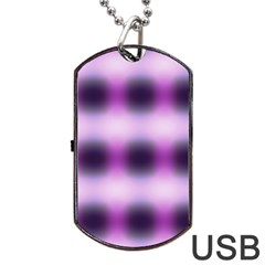 New 3 Dog Tag Usb Flash (one Side) by timelessartoncanvas