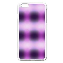 New 3 Apple Iphone 6 Plus/6s Plus Enamel White Case by timelessartoncanvas