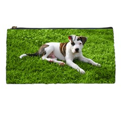 Pit Bull T Bone Puppy Pencil Cases by ButThePitBull
