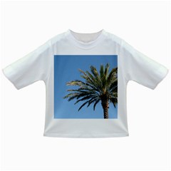 Tropical Palm Tree  Infant/toddler T Shirts by BrightVibesDesign