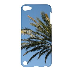 Tropical Palm Tree  Apple Ipod Touch 5 Hardshell Case by BrightVibesDesign