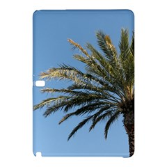 Tropical Palm Tree  Samsung Galaxy Tab Pro 10 1 Hardshell Case by BrightVibesDesign