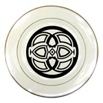 Wildersoul Circle AM1-10 PP - Porcelain Plate
