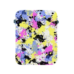 Abstract Apple iPad 2/3/4 Protective Soft Cases by Uniqued