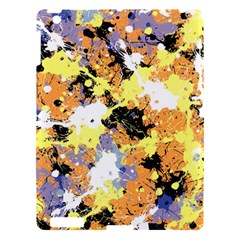 Abstract #9 Apple Ipad 3/4 Hardshell Case by Uniqued