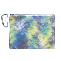 Abstract #17 Canvas Cosmetic Bag (xl)  by Uniqued