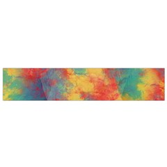 Abstract Elephant Flano Scarf (small) by Uniqued