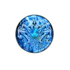 Medusa Metamorphosis Hat Clip Ball Marker (4 Pack) by icarusismartdesigns
