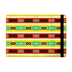 Rhombus Stripes And Other Shapes apple Ipad Mini 2 Flip Case by LalyLauraFLM