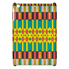Shapes And Stripes  apple Ipad Mini Hardshell Case by LalyLauraFLM