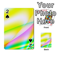 New 4 Playing Cards 54 Designs  by timelessartoncanvas