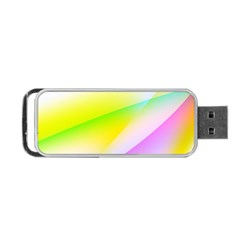 New 4 Portable Usb Flash (one Side) by timelessartoncanvas