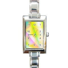 New 5 Rectangle Italian Charm Watch by timelessartoncanvas