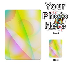 New 5 Multi Purpose Cards (rectangle)  by timelessartoncanvas