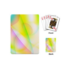 New 5 Playing Cards (mini)  by timelessartoncanvas