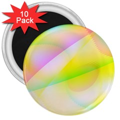 New 6 3  Magnets (10 Pack)  by timelessartoncanvas